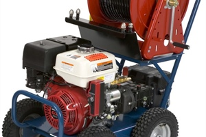 Electric Eel EJ 3000 Gas Water Jetter