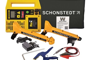 Schonstedt Multi Frequency Combination Kit